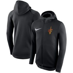 Nike NBA Cleveland Cavs Showtime Thermafit Hoodie